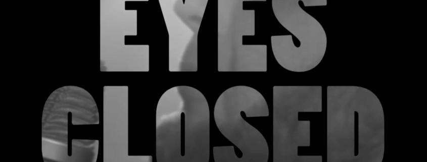 Mr B - Eyes Closed